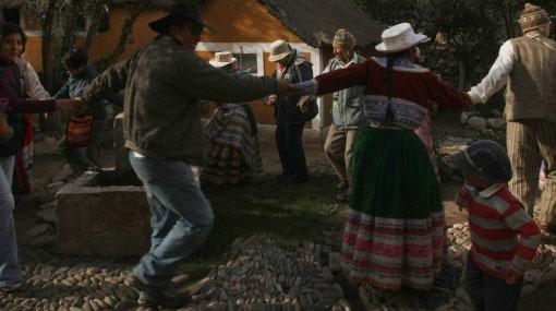 Turismo vivencial y ecológico en el Colca