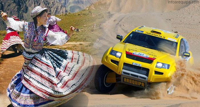 Turismo Rally Dakar
